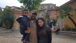 A Roma el segon grup de 101 refugiats sirians beneficiats pels 'corredors humanitaris