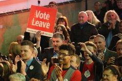 El Govern adverteix que el 'Brexit' suposarà la retallada de 100.000 llocs de treball (CHRISTOPHER FURLONG)