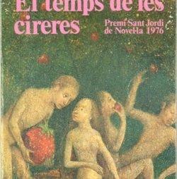 S'adapta 'El temps de les cireres' de Montserrat Roig a una lectura més fàcil (GENCAT)