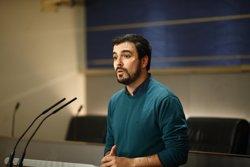 Alberto Garzón repeteix com el líder polític nacional més ben valorat (ALBERTO GARZÓN/ EUROPAPRESS)
