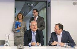 Rajoy: PP millorarà el resultat i diu que la campanya no és per fer amics en altres forces (TAREK)