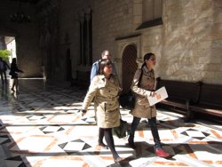 C's retiraria el recurs contra la llei antidesnonaments catalana si governés després del 26J (EUROPA PRESS)