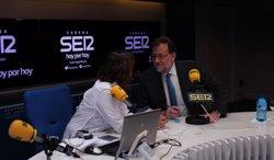 Rajoy confia que quatre equips espanyols es disputin les dues grans finals europees de futbol (CADENA SER)