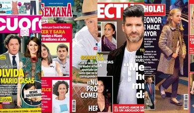 Toño Sanchís vuelve a hablar, Amador contra Rociíto y, ¿se mudan Sara e Iker?