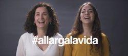 Una trentena d'artistes participaran al concert solidari 'Allarga la Vida' (CAMPAÑA #ALLARGALAVIDA)