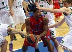 Kyle Hines (CSKA), nomenat millor defensa de la competició (EUROLEAGUE)