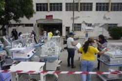 Creu Roja enviarà allotjament temporal a 750 afectats del terratrèmol a l'Equador (DEFENSA)
