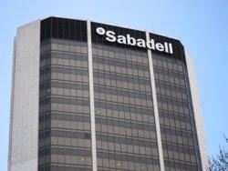Les noves accions de Banc Sabadell per a dividend cotitzaran des d'aquest dijous (EUROPA PRESS)