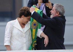 Dilma Rousseff atribueix a