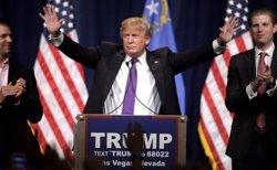 Trump afirma que probablement elegirà un càrrec electe com a candidat a la Vicepresidència (TWITTER @ERICTRUMP )
