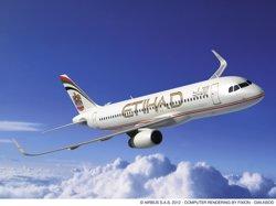 Ferides 31 persones a causa d'una turbulència greu en un vol entre els Emirats i Indonèsia (ETIHAD AIRWAYS)