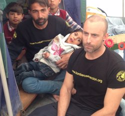 El petit Osman serà tractat a l'Hospital La Fe de València (EUROPA PRESS)