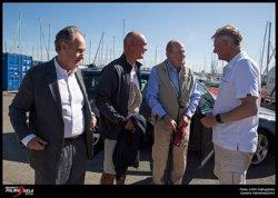 El rei Joan Carles torna a les regates després de set anys (GAASTRA PALMAVELA 2016)