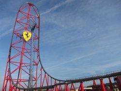 Ferrari Land tindrà vuit atraccions i començarà a vendre entrades el novembre (EUROPA PRESS)