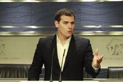 Rivera recomana prudència al PP en la seva actitud cap a Ciutadans (EUROPA PRESS)