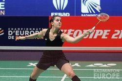 Carolina Marín espera guanyar l'or en els Jocs de Rio (PRENSA Y COMUNICACIÓN FESBA)