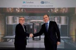 CaixaBank i el Supercomputing Center impulsen la intel·ligència artificial en les finances (CAIXABANK)