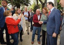 Rajoy centrarà un altre cop la campanya en l'economia (EUROPA PRESS/PP)