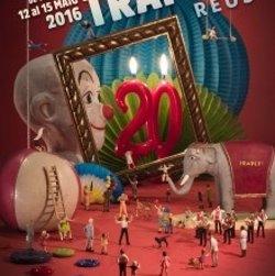 Tres companyies se sumen al Festival Trapezi de Reus (TRAPEZI)