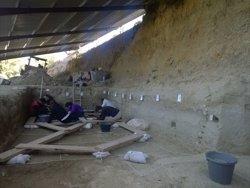 Inicien excavacions al Barranc de La Boella centrades en etapes recents de la prehistòria (IPHES/JOSEP VALLVERDÚ)