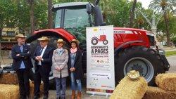 150 productors catalans obren les portes per mostrar l'origen dels aliments (EUROPA PRESS)