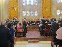 El president de l'Audiència de Barcelona critica judicialitzar el que pot anar per altres vies (EUROPA PRESS)