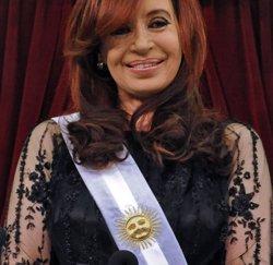 La Policia escorcolla apartaments de Fernández de Kirchner i els seus fills a Buenos Aires (EUROPA PRESS/PRESIDENCIA DE ARGENTINA)
