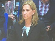 Cap de Delinqüència Econòmica: la Infanta va encarregar un quadre que va facturar a Aizoon (EUROPA PRESS)