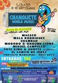 Macaco, Chambao, Mala Rodríguez y El Canijo de Jerez, en el Chanquete World Music
