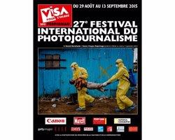 El festival Visa pour l'image reflexiona sobre la crisi dels refugiats i el terrorisme (VISA POUR L'IMAGE)
