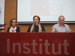 Ada Colau diu que els nous equips de l'Icub es faran en