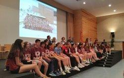 La Generalitat commemora el 25è aniversari de l'Institut Joaquim Blume per a esportistes (GENCAT)