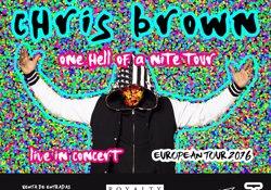 Chris Brown actuarà el 19 de juny a Barcelona (SUMMER JAM)