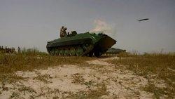 Tres projectils de morter impacten prop de la Zona Verda de Bagdad (EMAD)