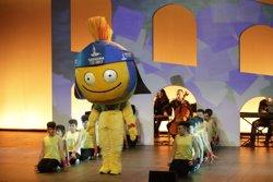 El Govern licita l'últim projecte de construcció del Palau d'Esports dels Jocs Mediterranis (EUROPA PRESS)