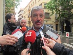 Collboni confia que Asens s'explicarà i li demana no oblidar que ja no és activista (EUROPA PRESS)