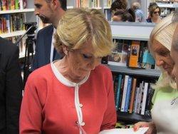 Aguirre critica a Carmena que vulgui