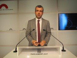 Banc Sabadell fitxa Maurici Lucena (PSC) com a director de control financer (EUROPA PRESS)