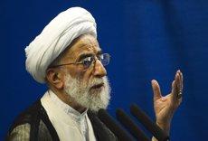 El radical Ahmad Jannati, nou president de l'Assemblea d'Experts de l'Iran (RAHEB HOMAVANDI/REUTERS)
