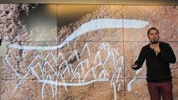 Descoberts més de 70 gravats i pintures de 14.000 anys d'antiguitat a Biscaia (EUROPA PRESS)