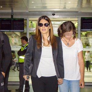 Ivonne Reyes supera su dolor rodeada de muchos y grandes amigos: Emiliano Suárez, Fiona...