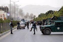 Moren deu persones en un atemptat contra un autobús a Kabul (REUTERS)
