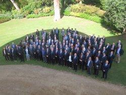 La Taula del Corredor crearà quatre grups de treball i vol una figura de coordinació (EUROPA PRESS)