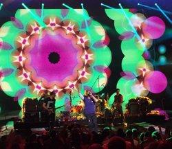 Coldplay porta 'A head of full dreams Tour' a l'Estadi Olímpic aquest dijous i divendres (COLDPLAY)