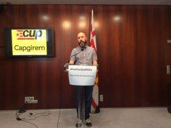 El jutge manté el delicte de Garganté com a lleu, ja que rebutja el recurs del fiscal (EUROPA PRESS)