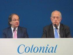 Colonial preveu ampliar capital en 265 milions per impulsar inversions per 400 milions (EUROPA PRESS)