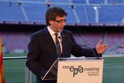 Cercle.- Puigdemont obrirà aquest dijous el fòrum empresarial de Sitges marcat pel 26J (CAC)