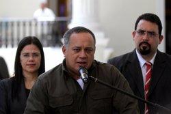 Cabello diu que Rivera ha anat a Veneçuela a