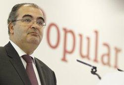 Les accions del Popular es desplomen més d'un 25% (EUROPA PRESS)