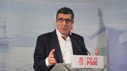 Patxi López diu que el PSC intenta rescatar Bcn perquè no hi hagi una violència irracional (EUROPA PRESS)